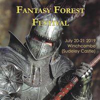 Fantasy Forest weekend Winchcombe Castle