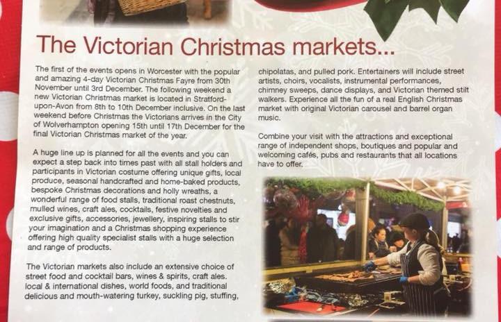 Stratford Christmas market