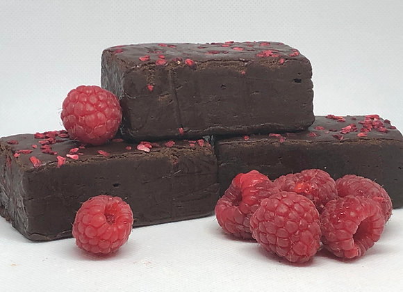 Intense Chocolate enfused with Raspberry
