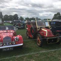 Tewkesbury Classic cars festival