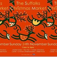 Suffolks Christmas market