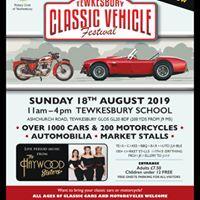 Tewkesbury Classic Car Festival