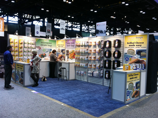 Planit Products Exhibit in Chicago