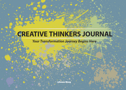 Creative Thinking Journal Cover