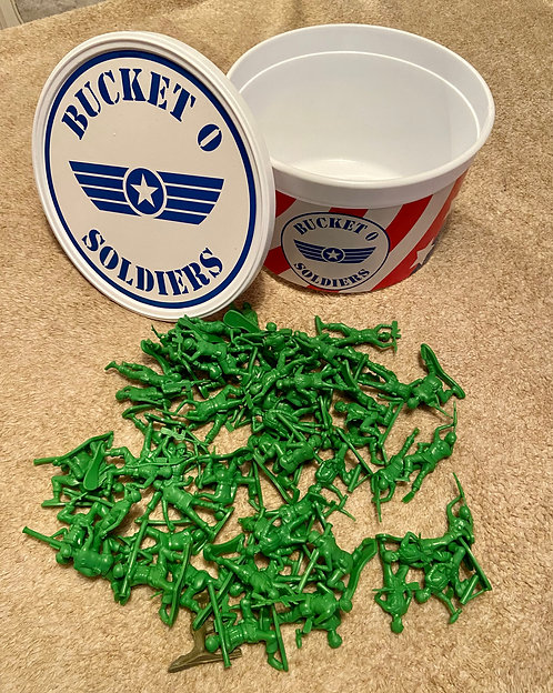 Bucket O Soldiers