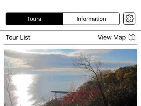 Warbler Ridge Hike App is now LIVE!