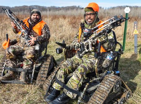 HEALING OUR HEROES:  Warbler Ridge opens for injured veteran hunters