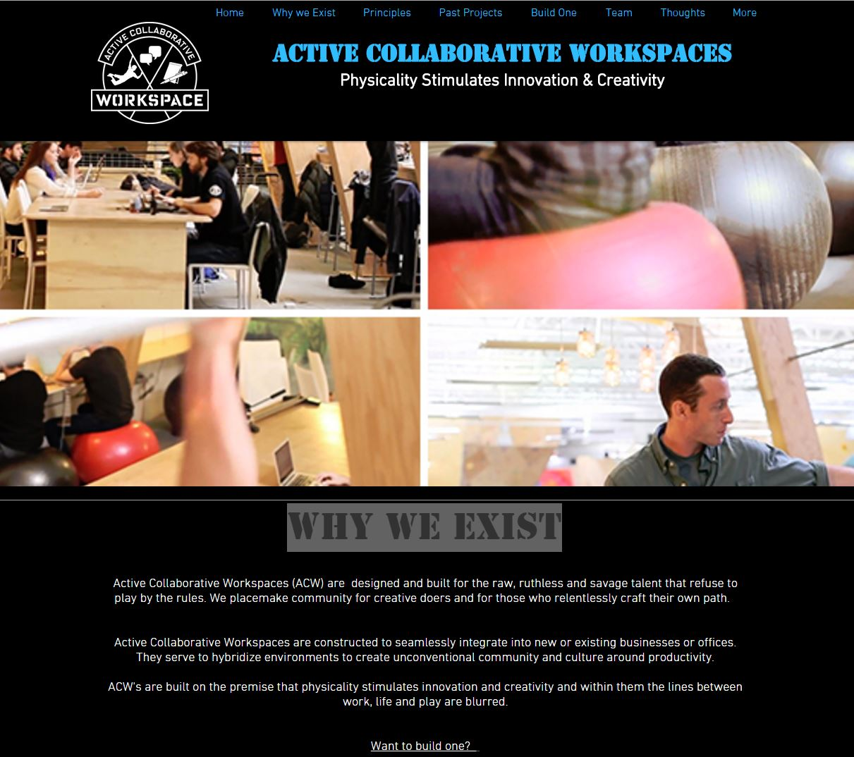 Active Colabortive Workspaces sample