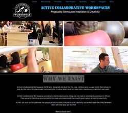 Active Colabortive Workspaces sample