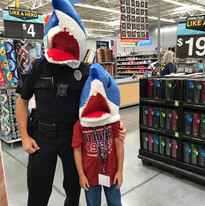 8-12-17 Shop with Sheriff Back to School