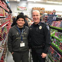 12-17-16 Shop with a Sheriff - Colaianni