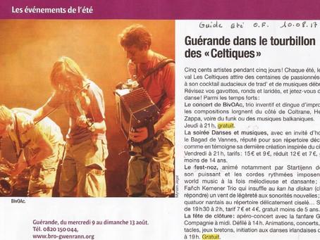 Guide été Ouest France