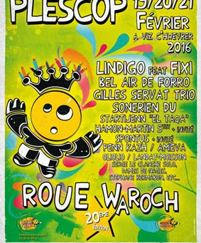 20ème Roue Waroch