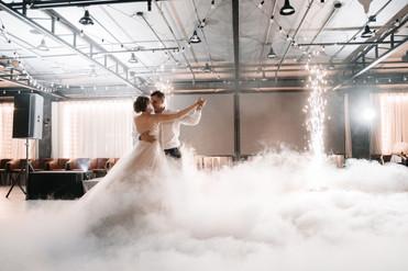 Тяжелый дым на свадьбе
