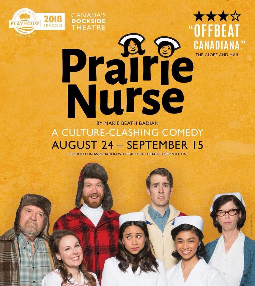 Prairie Nurse Isabel Kanaan