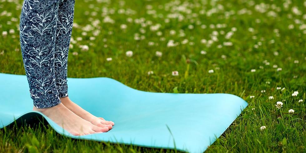 Yoga on the Farm 6/26