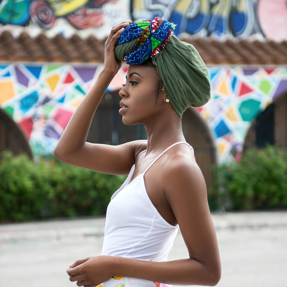 "Editorial Photoshoot   ""Merengue""  Model: Lola Chél  Published: PICTON magazine N88 April 2019  Miami, FL 2019"