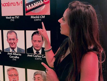 tROFÉUS IMPALA DE TELEVISÃO 2019