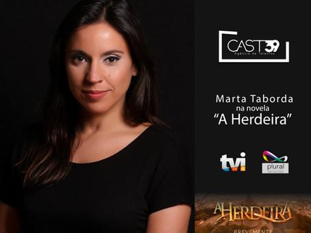 A HERDEIRA - a nova novela da TVI