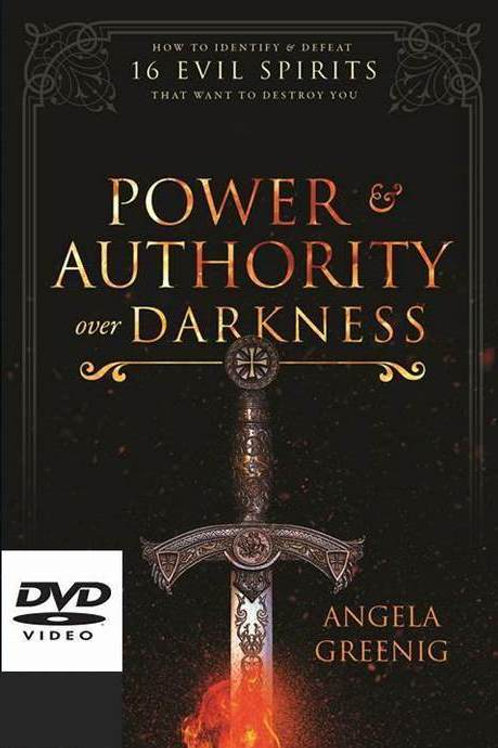 Power & Authority Over Darkness - 2 DVD Set