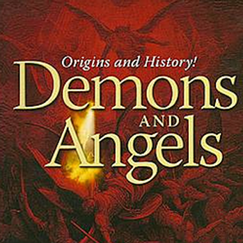 Demons and Angels - Digital DVD Download