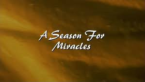 """""""The Miracle Season is Here…REALLY!"""""""