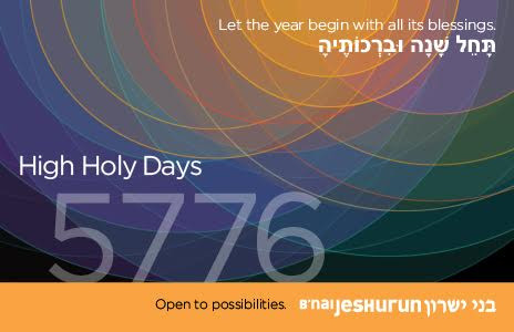 The Jewish Year 5776: The Year of Change