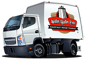 Water Heater pros has fast and professional delivery