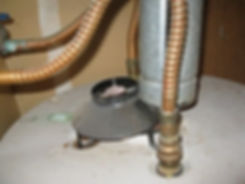 photo of flue pipe