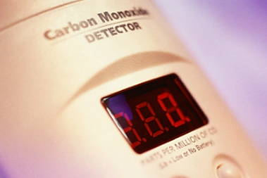photo of co detector