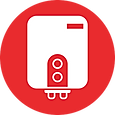 tankless symbol