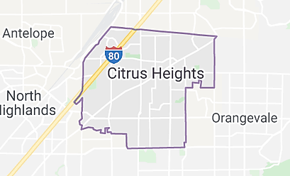 Citrus Heights, CA image map.png