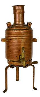 copper water heater