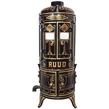 old ruud water heater