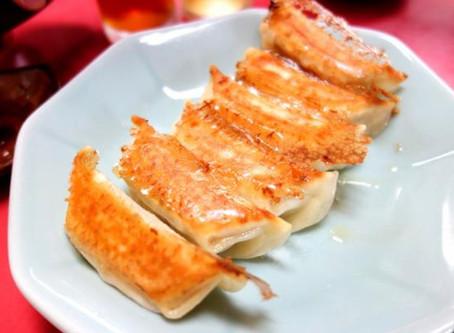 宇都宮餃子に焼きそば、そしてお寿司