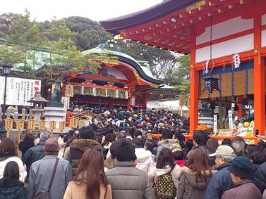 日本における年末年始の宗教風景
