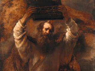 出エジプト記注解⑦ 十戒の第5戒~第10戒の解説