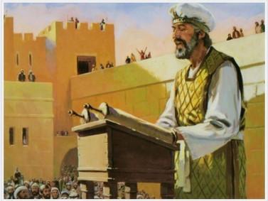 エズラ記注解 神殿の再建と信仰の覚醒