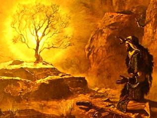 出エジプト記 注解② モーセの召命