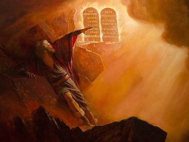 出エジプト記注解④ 十戒の授与 「唯一神」と「契約」について