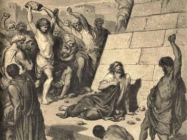 殉教を考える① 古代教会の受難