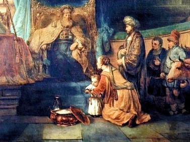 1サムエル記注解 サムエル、サウル、ダビデの召命