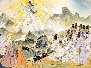 韓国のキリスト教①