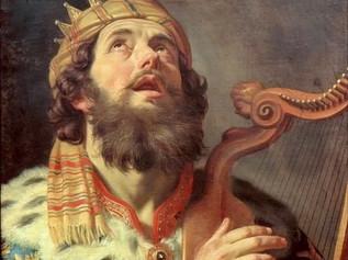 詩篇 注解 神への祈りと讚美の詩