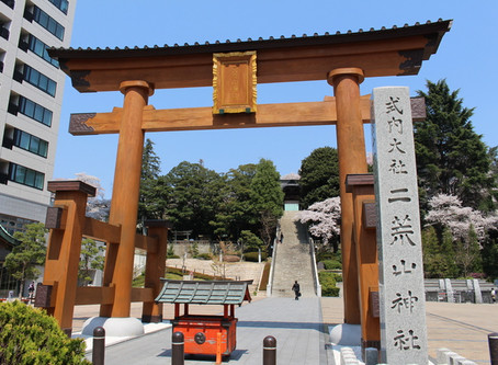 二荒山神社と宮祭り