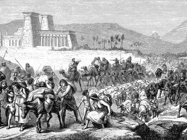 出エジプト記注解① モーセの時代とその背景、意義と全体構造