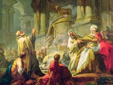 出エジプト記注解⑤ 十戒第2戒の解説