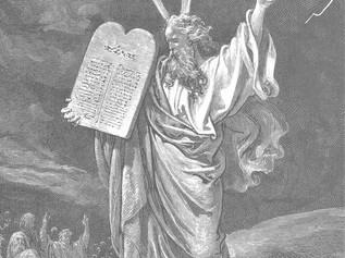出エジプト記注解⑥ 十戒の第3戒、4戒の解説