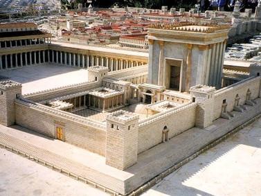 1列王記 ソロモンの治世 神殿の建設