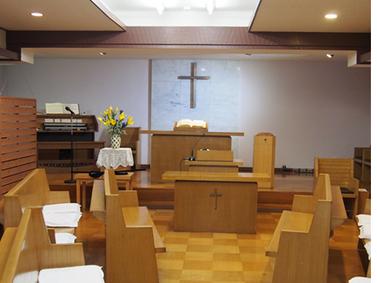 聖都教会を訪問して 礼拝とは何かを考える
